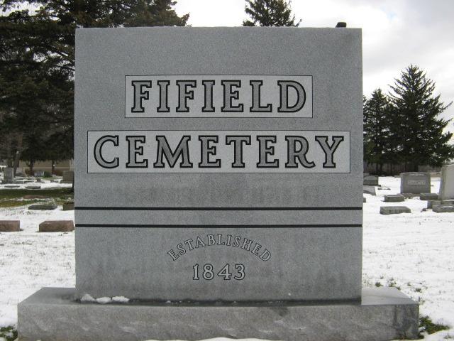 Fifield Cemetery, 3585 Lansing Ave, Jackson, MI 49201